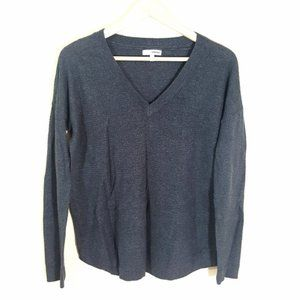 3/$30 // Blue Gray Slouchy Pullover Sweater